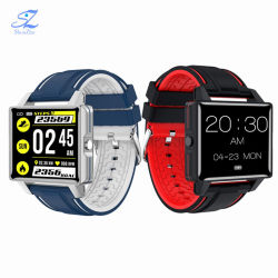 New Style Heart Rate Blood Pressure Sleep Information Call Reminder IP68 Waterproof Remote Camera Multiple Sports Modes Smart Watch