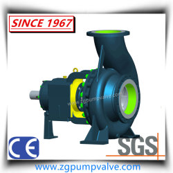 Cast Iron/Carbon Steel/Stainless Steel Single Stage Lime Grinding Foam Slurry Pump for Flotation Process Semi-Open Impeller