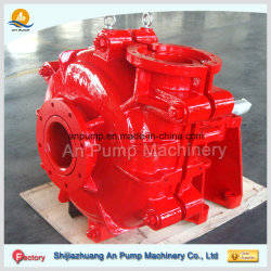 30m Head Rubber Lined Slurry Pump for Mining Industry