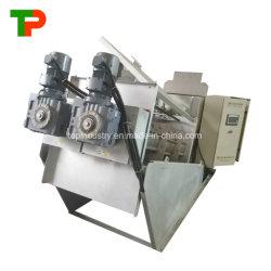 Top Special Multi-Plate Screw Press/Sludge Dehydrator for Oil Slurry