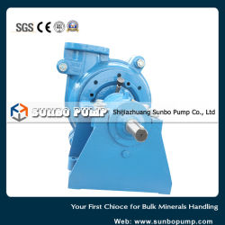 Heavy Duty Mineral Processing Centrifugal Slurry Pump/Coal Washing Pump