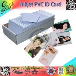 Auto Inkjet PVC Card Printer for 100 PCS Card & 50 PCS CD Printing Machine