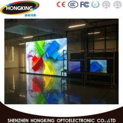 Outdoor Waterproof Full Color P16 Advertising LED Video Wall (iron normal cabinet)
