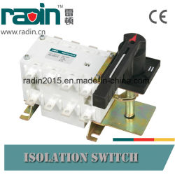 Rdglz-400 Main Power to Backup Power Changeover Switch, Manual Transfer Switch