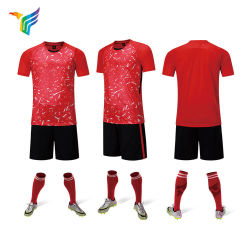 b0c126837 China Wholesale Custom Design Your Own Professional Sublimated Polyester Reversible  Soccer Jersey Set Uniform