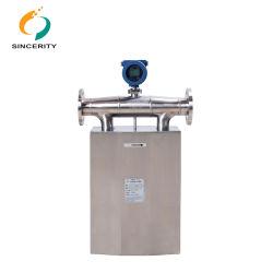 Coriolis Mass Liquid Flow Meter for Limestone Slurry