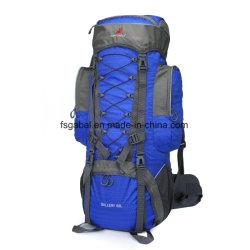 60L Outdoor Crossbody Hiking Gear Trekking Travel Sports Bag Backpack