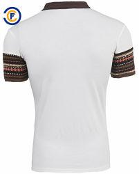 New Design Printed Men Sportwear Polo Shirt