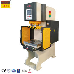 C Frame Bearing Hydraulic Press Machine with Servo Motor
