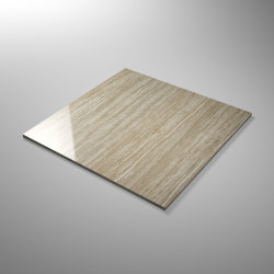 600 X 600mm Vitrified Line Stone Polished Glazed Porcelain Floor Tile with Low Price