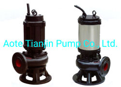 Water Usage and Sewage Application Slurry Pump