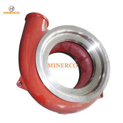 Slurry Pump Spare Parts 110 Volute Liner for Export