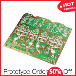 0201 Advanced 2-8 Layer Fr4 PCB SMT with Design Review