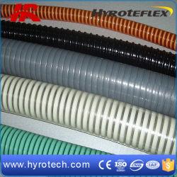 White PVC Suction Water Hose PVC Sch 40 SPA Flex Hose