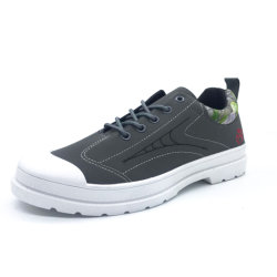 Hot Selling Comfortable Men Injection Casual Sports Sneaker Shoes with Customized (ZL20109-2)