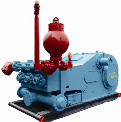 F-1300 Drilling Rig Triplex Mud Pump Package
