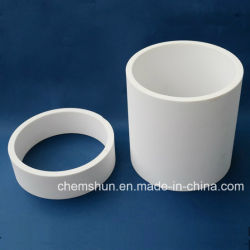 Abrasive Ceramic Pipe Lining for Ash Slurry Operation