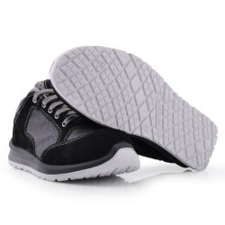 Branded Fashion Casual Work Sports Shoes Leather Safety Footwear