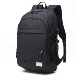 Men's Backpack Fashion College Students Sports Business Computer Backpack Leisure Travel Bag