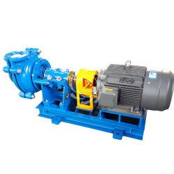 Industrial Power Plant Sand Ash Solid Suction Slurry Pump