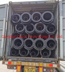 HDPE PE 100 High Density Polyethylene Floating Water Mud Slurry Sand Gas Oil Dredging Dredge Dredger Mining Supply Plastic Pipe