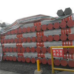 Youfa Brand 500 GSM Zinc Coating Hydrostatic Tested Gas Pipeline for Natural Gas