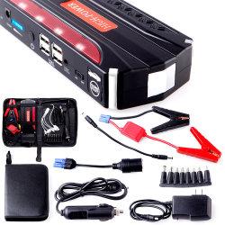 Factory Wholesale Battery Booster 12V/24V Multi-Function Powerbank Portable Car Jump Starter