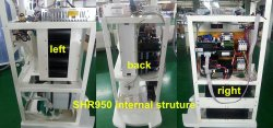 New Tech IPL Hair Removal Skin Rejuvenation Beauty Machine with Ce Approved