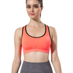 Custom Brand Gym Wear Sports Seamless Bra