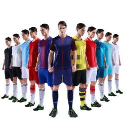 66bc1e96146 Factory Manufacturer Wholesale 2018 World Cup Pattern Football Team Shirt  Maker Soccer Jersey
