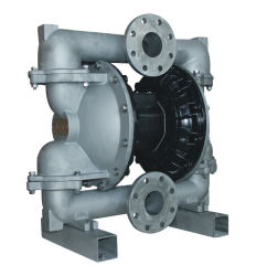 Rd 3 Inch Slurry Stainless Steel Air Powered Diaphragm Pump