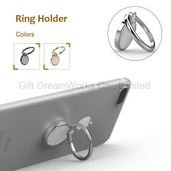 360 Degree Fashion Design Ring Holder for Mobile Phone and iPad Promotion Gift
