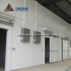 China Steel Cold Storage Warehouse, Steel Cold Storage