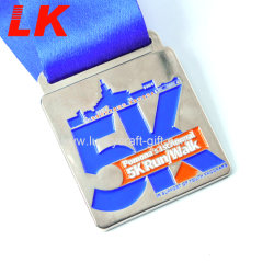 Promotion Soft Enamel Souvenir Metal Nickel Medal Sport Medallion