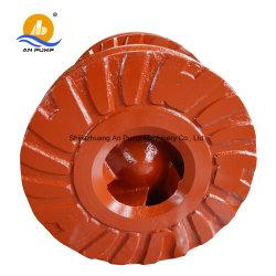 Centrifugal Slurry Pump Spare Parts Metal Impeller for Mining Slurry