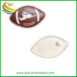 Round Shape Portable Instant Hot Packs Gel Magic Heat Pack for Hand Warmer