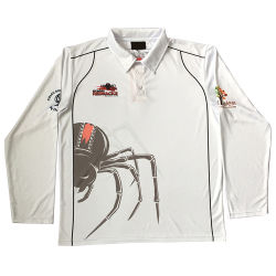 cc7f460a China Wholesale Custom Design Cricket Jersey Online Sublimation Cricket  Shirts