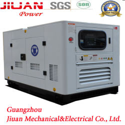Guangzhou Factory Silent Electric Power 32kw 40kVA Power Diesel Generator Set Genset
