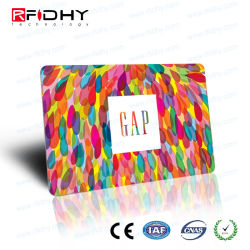 Factory Wholesale PVC Gift Card RFID Smart Offset Printing Business ID Card
