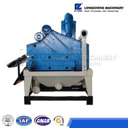 High Efficiency Oil Slurry Cyclone Mud Desander