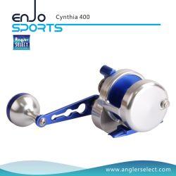 Cynthia Sea Fishing Reel 8+1bb Super Smooth Aluminium Jigging Reel Fishing Jig Reel