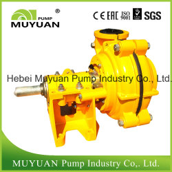 Acid Resistant Mineral Processing Tailing Handling Slurry Pump
