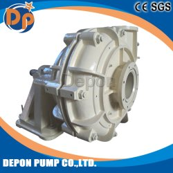 Pump to Suck Mud and Sand Water, Sewage Ejector Usage and Single Stage Structure Centrifugal Slurry Pump
