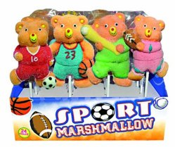 Sports Marshmallow (15006)