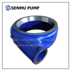 Interchangeable Heavy Duty Mineral Processing Slurry Pump Spare Wet Parts
