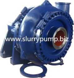 Anti Abrasive Dredge Slurry Sand Gravel Pump