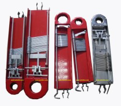Fire Hose Rack with Clip