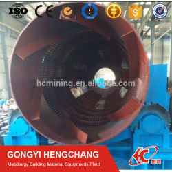 Easy Installation Rotary Ilmenite Ore/Gold Washing Machine
