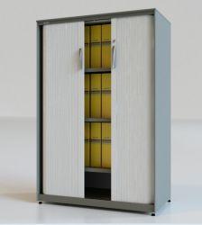 Sv Series Tambour Door Cabinet (SV-RD1800)