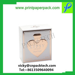 Custom Color Printed Food Grade Folding Craft Cosmetic Perfume Paper Gift Box, Essential Oil Packaging Display Box, Cigarette Wine Bottle Storage Packing Box